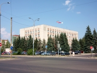 隔壁房屋: st. Volgogradskaya, 房屋 32. 管理机关 Администрация Авиастроительного и Ново-Савиновского районов