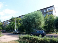 Казань, улица Волгоградская, дом 41. многоквартирный дом