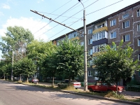 neighbour house: st. Volgogradskaya, house 43. Apartment house