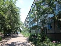 Казань, улица Короленко, дом 21. многоквартирный дом