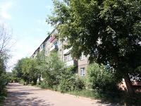 Казань, улица Короленко, дом 23. многоквартирный дом