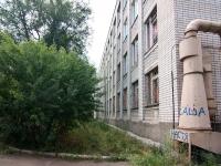Kazan, school №20, Korolenko st, house 24