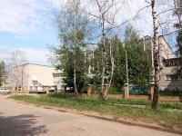 Казань, улица Короленко, дом 26А. спортивная школа Республиканская СДЮСШОР по фехтованию