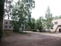 Kazan, school №34, Korolenko st, house 26