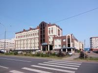 Казань, улица Короленко, дом 30. гостиница (отель) Новинка