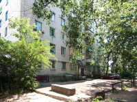 Kazan, Korolenko st, house 31А. Apartment house