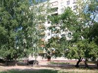 Kazan, Korolenko st, house 33А. Apartment house