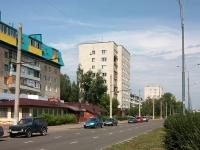 Казань, улица Короленко, дом 33А. многоквартирный дом