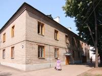 Казань, улица Короленко, дом 34. многоквартирный дом