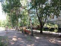 Казань, улица Короленко, дом 35А. многоквартирный дом