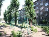 Казань, улица Короленко, дом 35. многоквартирный дом