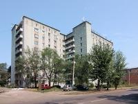 Казань, улица Короленко, дом 52А. общежитие