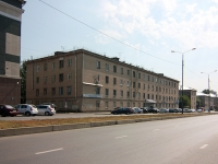 neighbour house: st. Korolenko, house 54. hostel