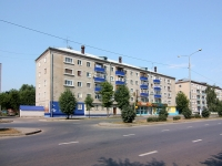 neighbour house: st. Korolenko, house 83. Apartment house with a store on the ground-floor