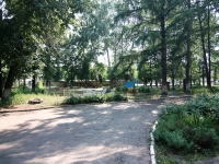 Казань, детский сад №254 для детей с туберкулезной интоксикацией, улица Короленко, дом 85А