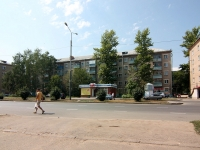 neighbour house: st. Korolenko, house 87. Apartment house with a store on the ground-floor