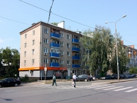 neighbour house: st. Korolenko, house 93А. Apartment house