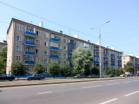 neighbour house: st. Korolenko, house 93. Apartment house