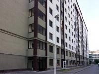 Казань, улица Волочаевская, дом 6. многоквартирный дом