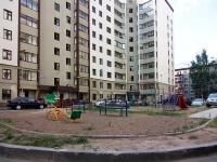 Kazan, Volochaevskaya st, house 6. Apartment house