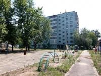 Казань, улица Воровского, дом 3А. многоквартирный дом