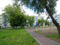 Kazan, Vorovskoy st, house 15А. Apartment house