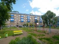 Kazan, Vorovskoy st, house 15. Apartment house