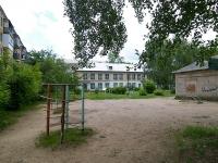 隔壁房屋: st. Vorovskoy, 房屋 19А. 幼儿园 №184, Радость, с татарским языком воспитания и обучения