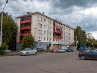 neighbour house: st. Vorovskoy, house 21. Apartment house