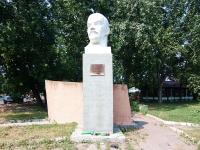 Kazan, monument В.И.ЛенинуVorovskoy st, monument В.И.Ленину