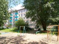 Казань, улица Октябрьская, дом 3. многоквартирный дом