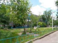 Kazan, Oktyabrskaya st, house 14. Apartment house