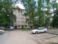 neighbour house: st. Oktyabrskaya, house 15А. Apartment house
