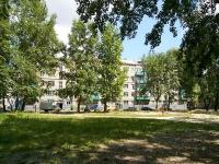 Kazan, Oktyabrskaya st, house 15. Apartment house