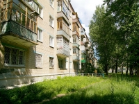Kazan, Oktyabrskaya st, house 17. Apartment house