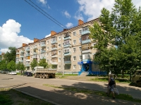 neighbour house: st. Oktyabrskaya, house 18. Apartment house
