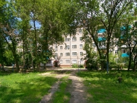 neighbour house: st. Oktyabrskaya, house 21А. Apartment house
