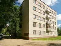 Kazan, Oktyabrskaya st, house 21Б. Apartment house