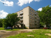 neighbour house: st. Oktyabrskaya, house 21Б. Apartment house