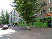 Kazan, Oktyabrskaya st, house 21. Apartment house