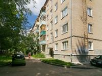 Kazan, Oktyabrskaya st, house 23. Apartment house