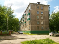 neighbour house: st. Oktyabrskaya, house 27А. Apartment house