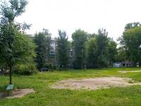 喀山市, Oktyabrskaya st, 房屋 27А. 公寓楼