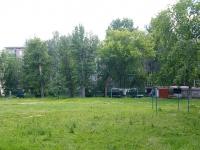 Kazan, Oktyabrskaya st, house 27А. Apartment house