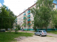 neighbour house: st. Oktyabrskaya, house 27. Apartment house