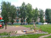 Казань, улица Октябрьская, дом 27. многоквартирный дом