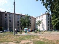 Kazan, Oktyabrskaya st, house 38. Apartment house