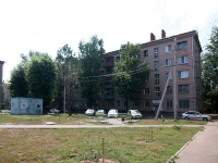 Kazan, Gagarin st, house 6. Apartment house
