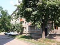 neighbour house: st. Gagarin, house 10. Apartment house