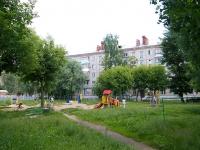 Kazan, Gagarin st, house 73А. Apartment house